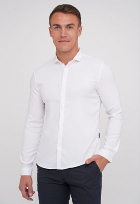 Рубашка Trend Collection BAT 20766 Белый (V01)