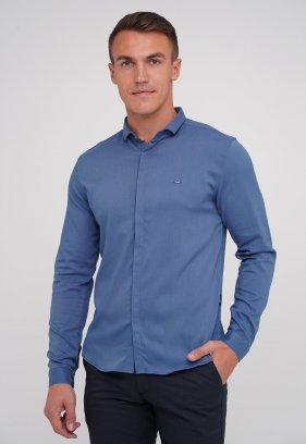 Рубашка Trend Collection 10766 Джинсовый (V04)