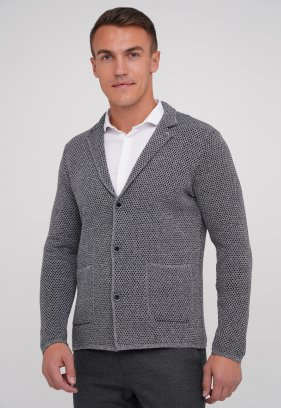 Кардиган Trend Collection 0301 Серый (V01)