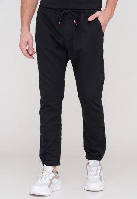Брюки-джоггеры Trend Collection 7414 Черный