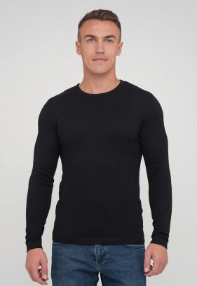 Свитер Trend Collection 0516 Черный (V03)