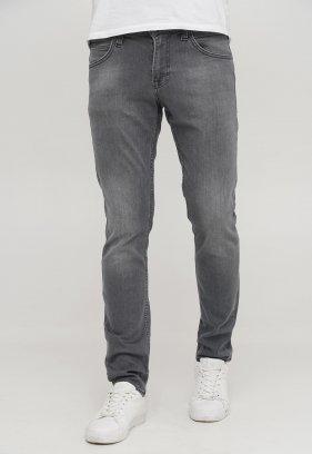 Джинсы FRANCO BENUSSI 22-177 серый (GREY)