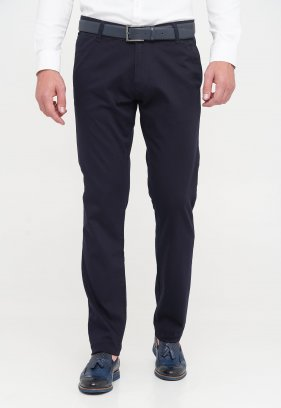 Брюки Trend Collection 12805 Темно-синий (LACI)