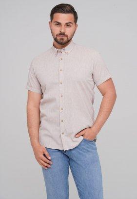 Рубашка Trend Collection BAT 8001-1 бежевый