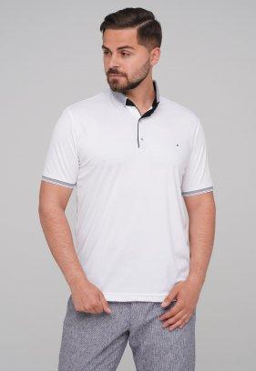 Футболка Trend Collection 21Y-204 (Regular Fit) Белый (BEYAZ-SIYAH)