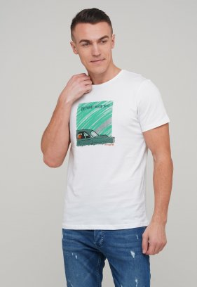 Футболка Trend Collection 2041 Белый