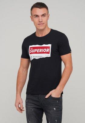 Футболка Trend Collection 39036 Черный