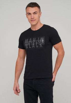 Футболка Trend Collection 2052 Черный