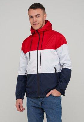 Ветровка Trend Collection 55658 Красный+белый+синий