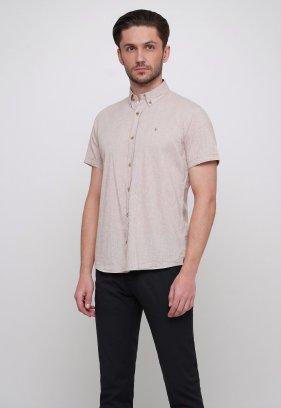Рубашка Trend Collection 6001 Бежевый