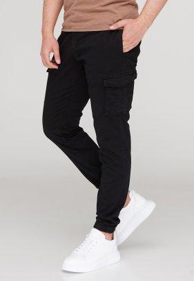 Джоггеры Trend Collection 1011 черный