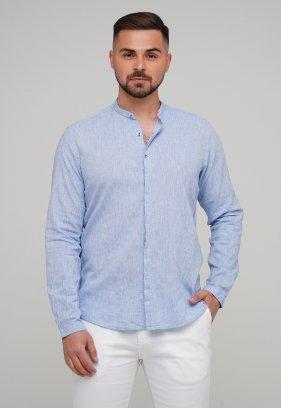 Рубашка Trend Collection 02-154 Небесный