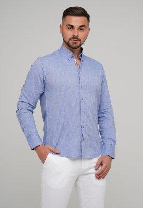 Рубашка Trend Collection 02-1001-1 Небесный