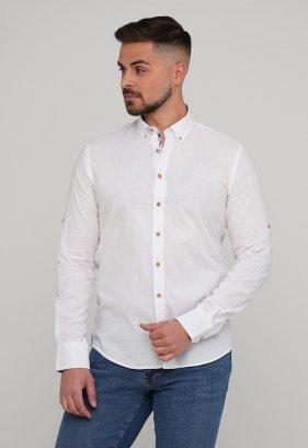 Рубашка Trend Collection 02-1001-1 Белый