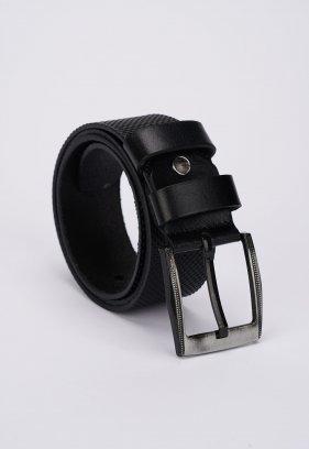 Ремень Trend Collection 2097 Черный+перфорация