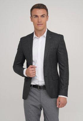 Пиджак Trend Collection 2041 серый (BLACK)