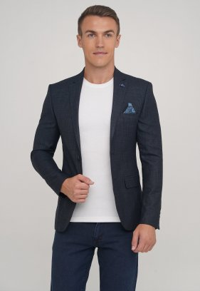 Пиджак Trend Collection 2041 синий (NAVY)