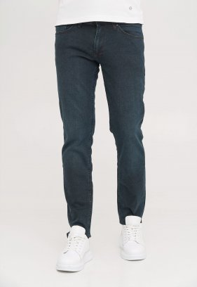 Джинсы Trend Collection 12654-1 Сине-зеленый (HAKI)