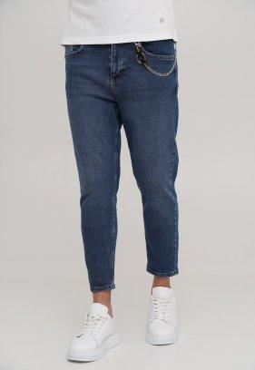 Джинсы Trend Collection 1021 Синий № 4