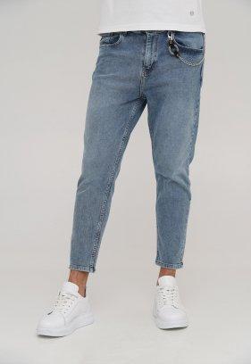 Джинсы Trend Collection 1021 светло-синий №3