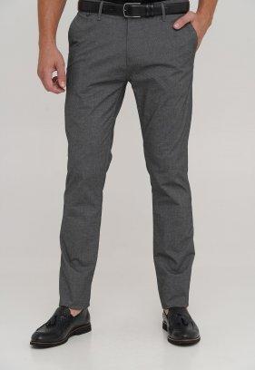 Брюки Trend Collection 1015 серый (BLACK)
