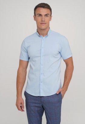Рубашка Trend Collection 3172-3 Небесный (V33)