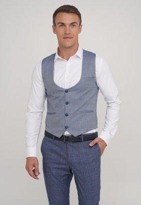 Жилетка Trend Collection 4034-03 Серый
