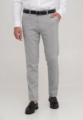 Брюки Trend Collection 1016 светло-серый (GREY)
