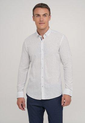 Рубашка Trend Collection 20070-06 Белый+галочка