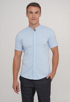 Рубашка Trend Collection 10232-2 голубой (V33)