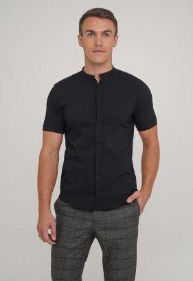 Рубашка Trend Collection 10232-2 черный (V12)