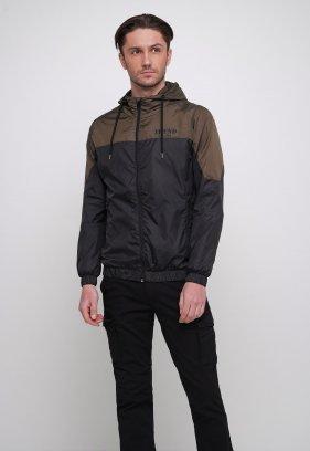 Куртка Trend Collection 20 Черный + зеленый