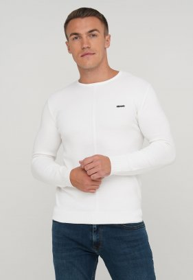 Свитер Trend Collection BAT 3118-1 Белый