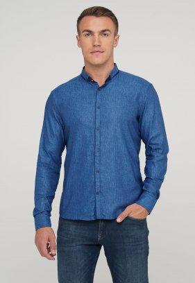 Рубашка Trend Collection 10352 Синий
