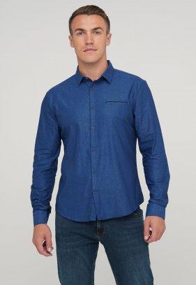 Рубашка Trend Collection 10268 Синий