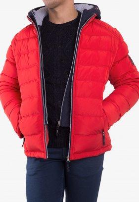 Куртка красная TREND