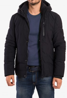 Куртка синяя TREND