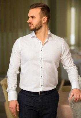Белая рубашка Trend