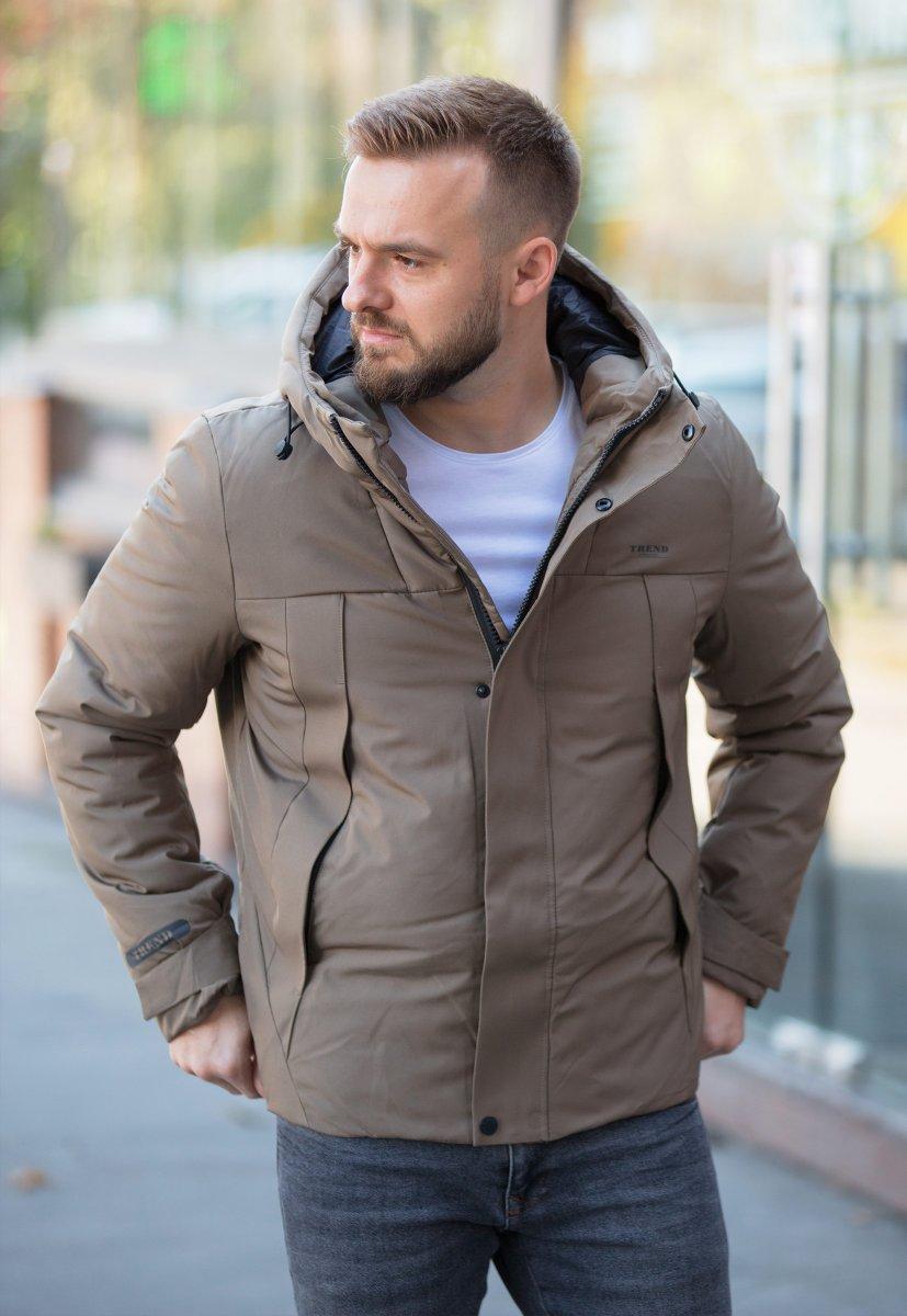 Куртка Trend Collection 88-161 светло-кофейный (LIGHT COFFEE)