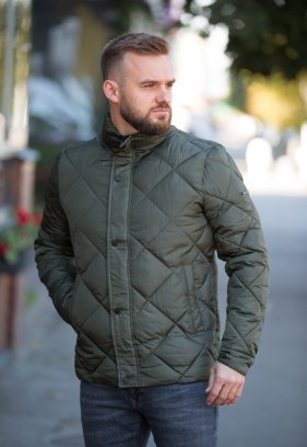 Куртка Trend Collection 88-182 Темно-зеленый (DARK GREEN)