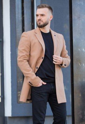 Пальто Trend Collection 2042 Кэмел