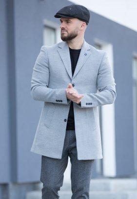 Пальто Trend Collection 2042 Серый