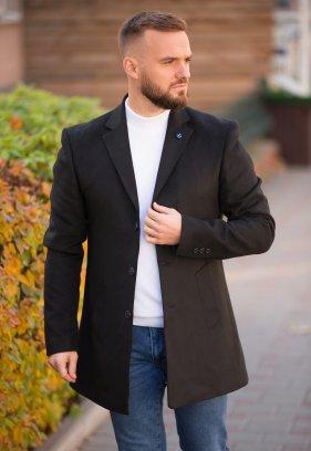 Пальто Trend Collection 2042 Черный
