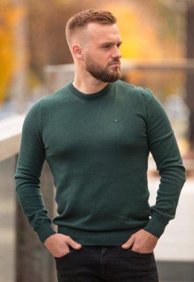 Свитер Trend Collection 191406 Темно-зеленый