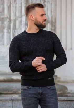 Свитер Trend Collection 211435 Черный+серый