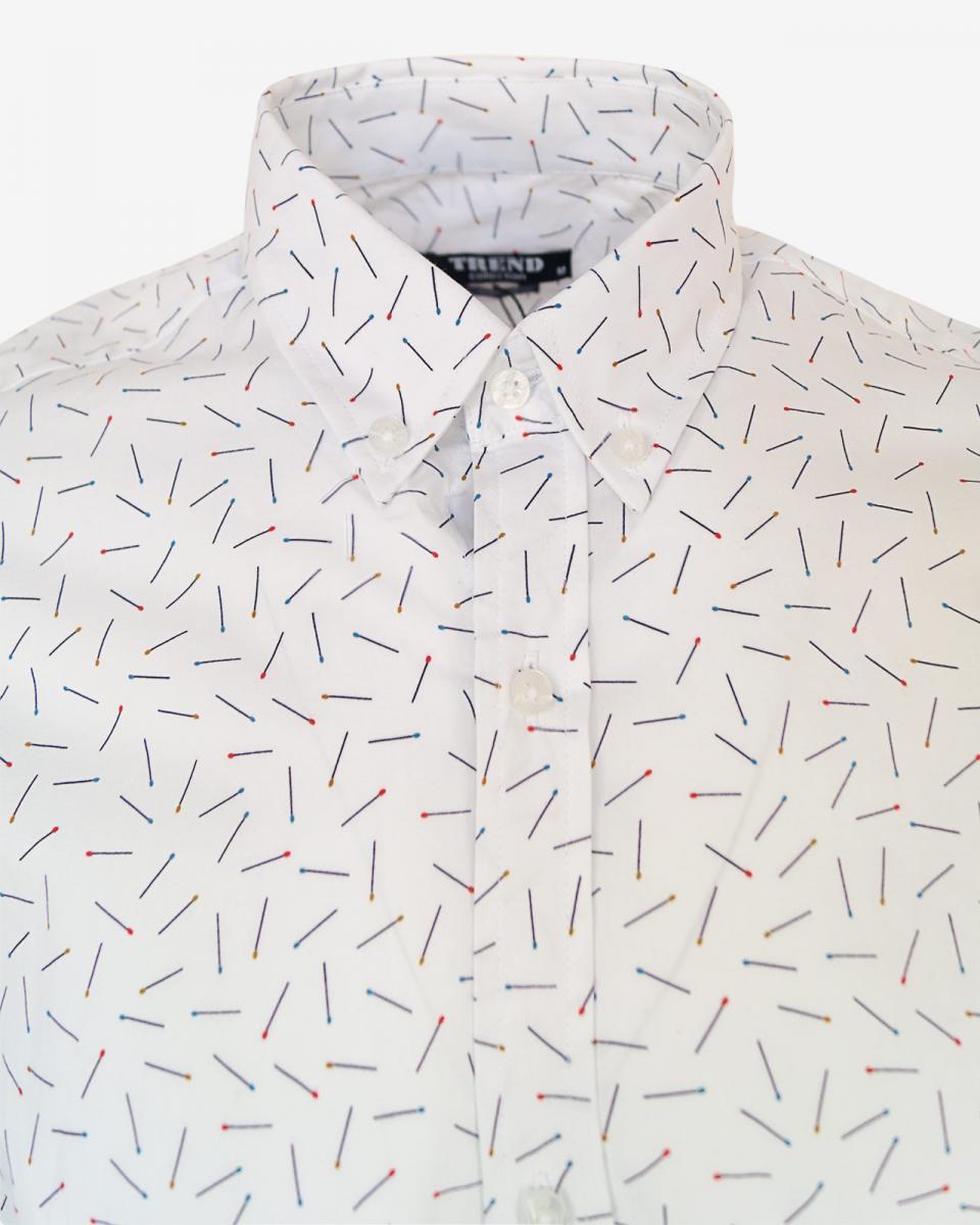 Рубашка Trend 02-089 - Фото 1