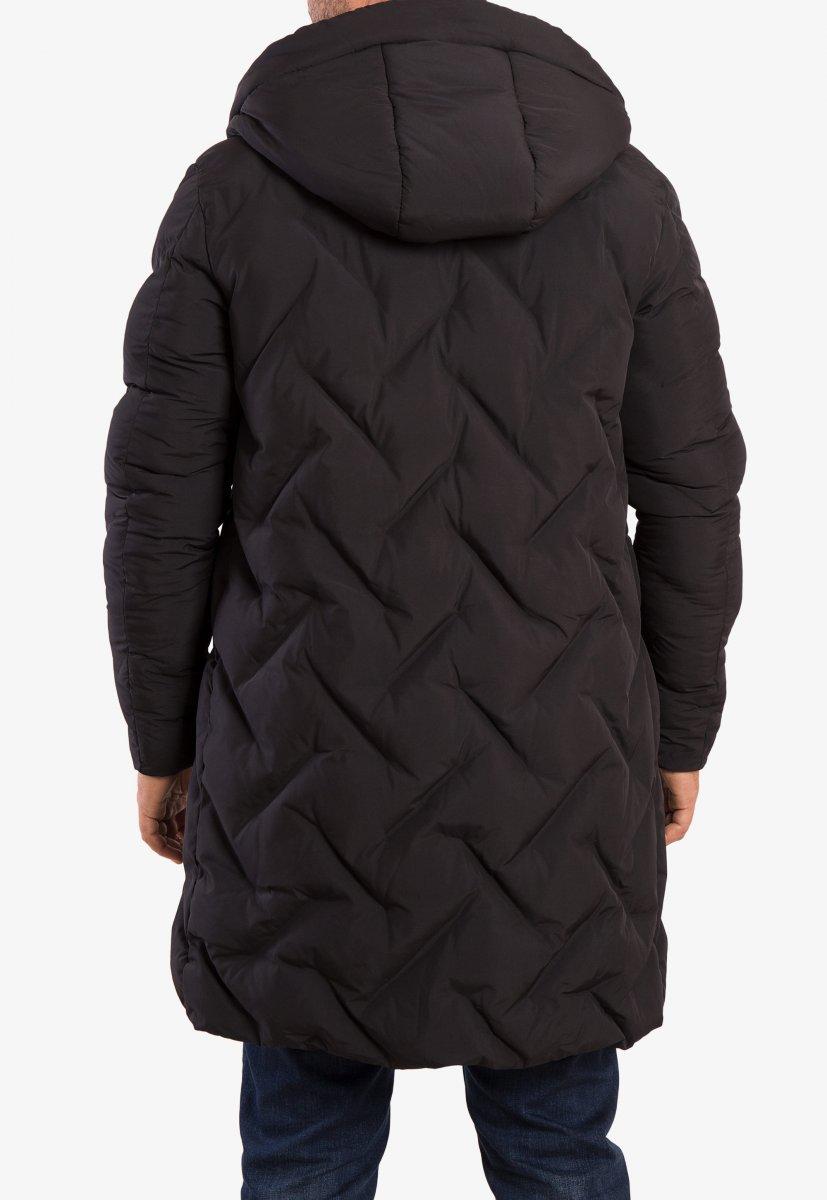 Куртка черная TREND 8-99 - Фото 2