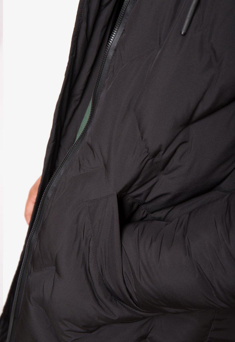 Куртка черная TREND 8-99 - Фото 3