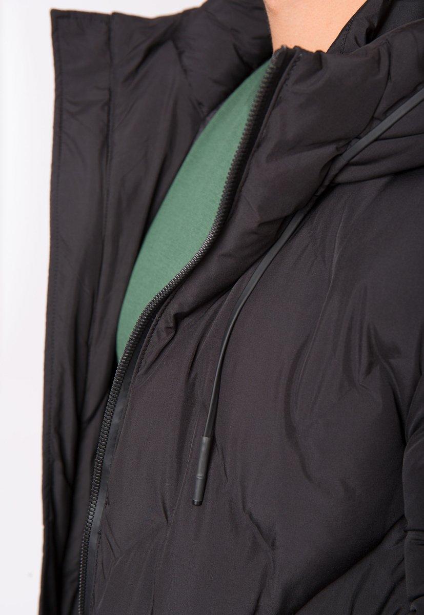 Куртка черная TREND 8-99 - Фото 4