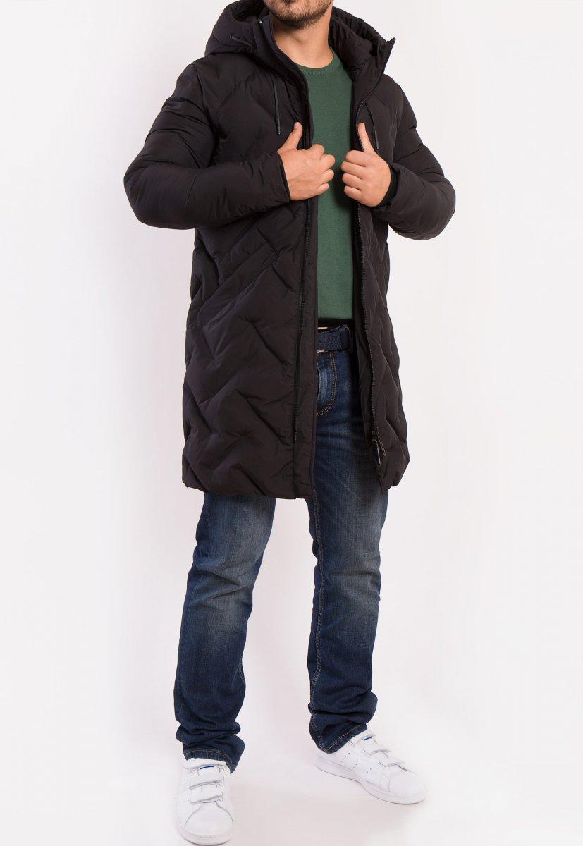 Куртка черная TREND 8-99 - Фото 5